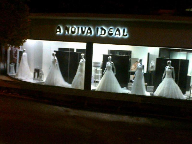 Foto: A Noiva Ideal- Loja2