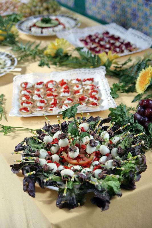 Catering Santa Brígida.