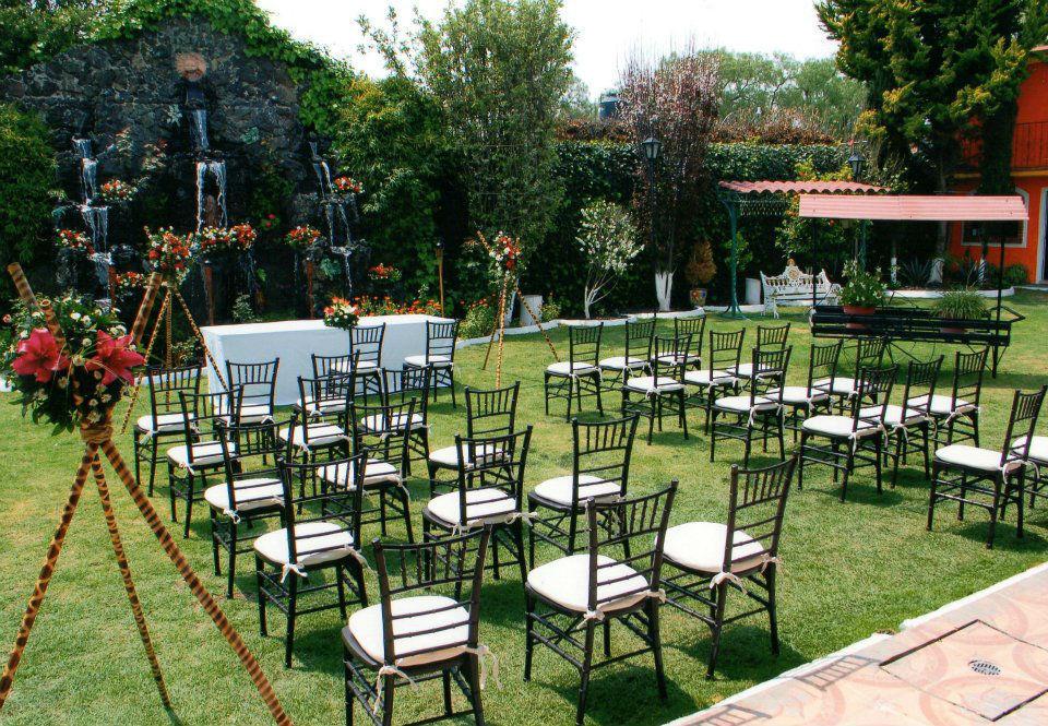 Finca Don Gaspar. Lugar para eventos en Tepotzotlán, Estado de México