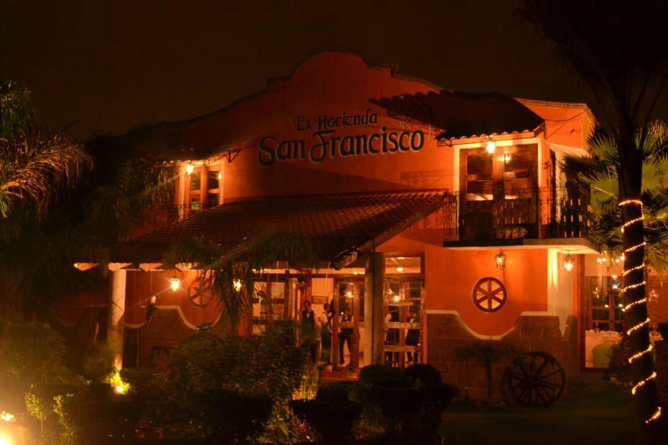 Ex- Hacienda San Francisco ubicada en el Estado de México