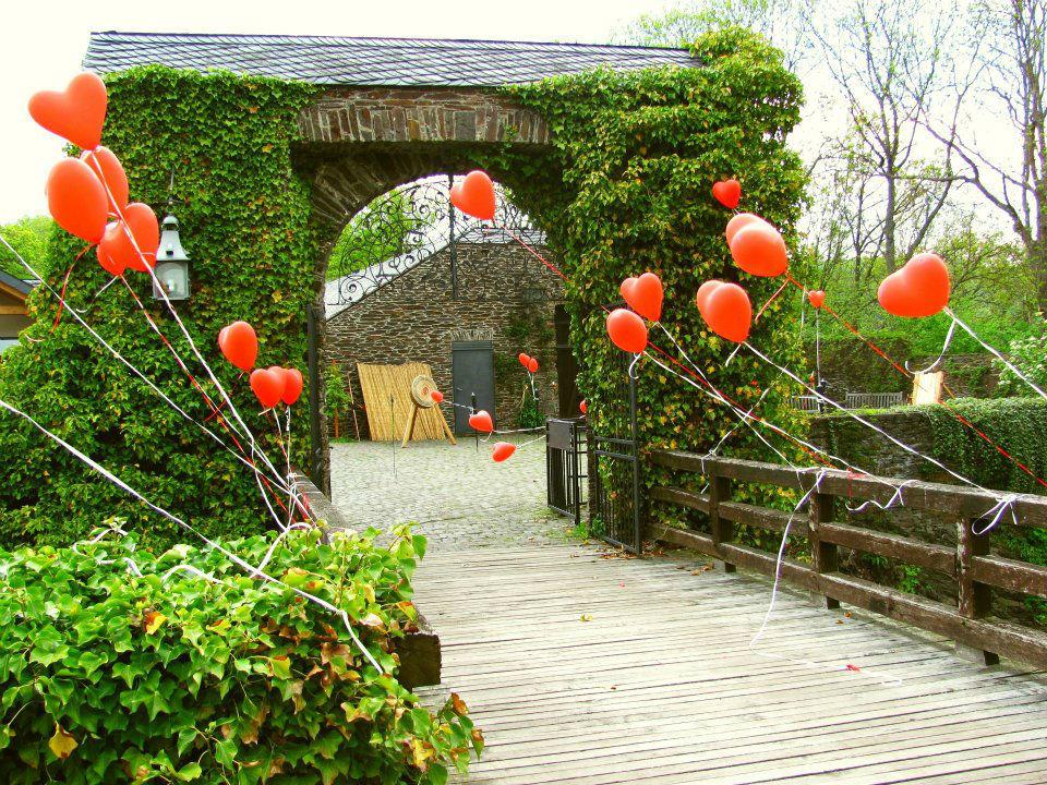 Beispiel: Wunderschöne Orte zum Hochzeit feiern, Foto: gelassen feiern Ihre Event Manufaktur.