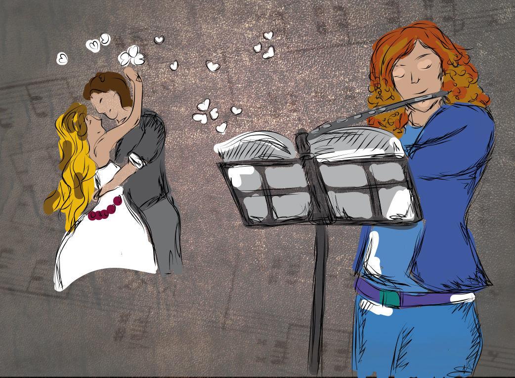 Música para acompañar la historia de amor