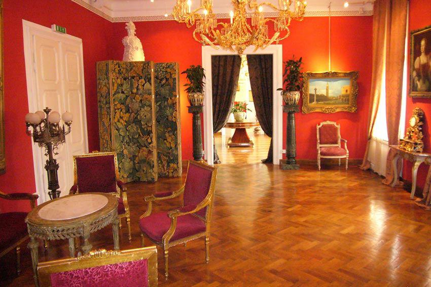 Beispiel: Gemütliches Ambiente, Foto: Schloss St. Veit.