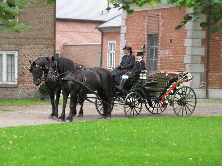 Beispiel: Ihre Hochzeitskutsche, Foto: Hochzeitskutschen-Mieten.de.