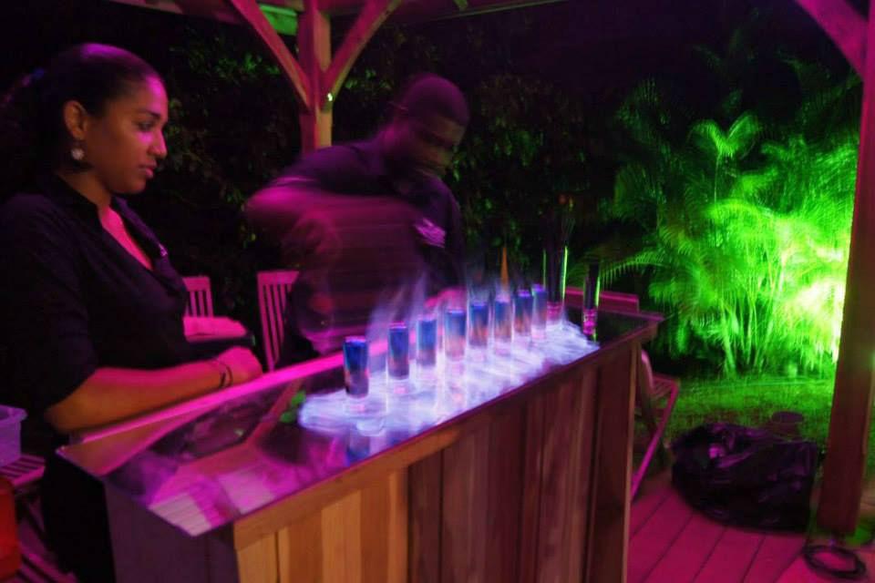 Show bar animé par Cocktail for U