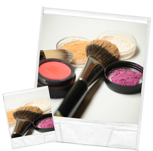 Beispiel: Make-up Utensilien, Foto: Personal Makeup Artist.
