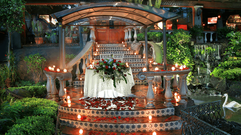 Hacienda para bodas en México - Foto Antigua Hacienda de Tlalpan