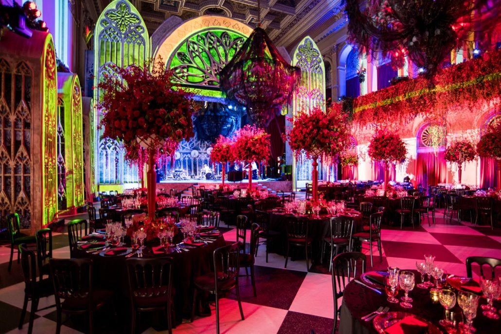 La Broc & Fleurs: la salle