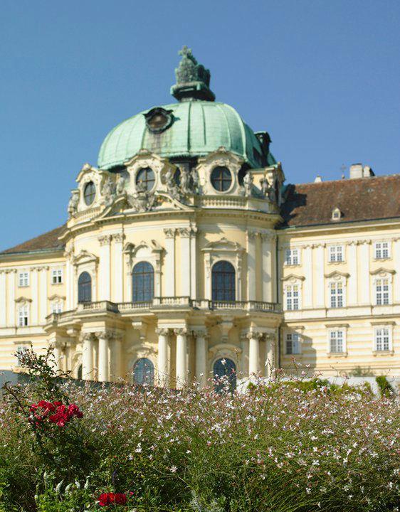 Beispiel: Traumhaftes Ambiente für Ihre Hochzeit, Foto: Stift Klosterneuburg.