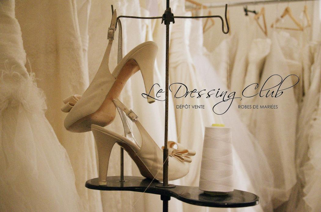 Dépôt-vente de robes de mariée de créateur