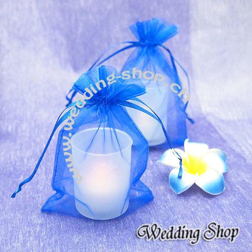 Beispiel: Organzasäckchen, Foto: Wedding Shop.
