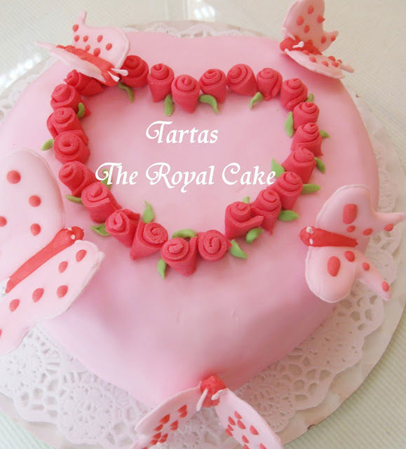 Tartas The Royal Cake