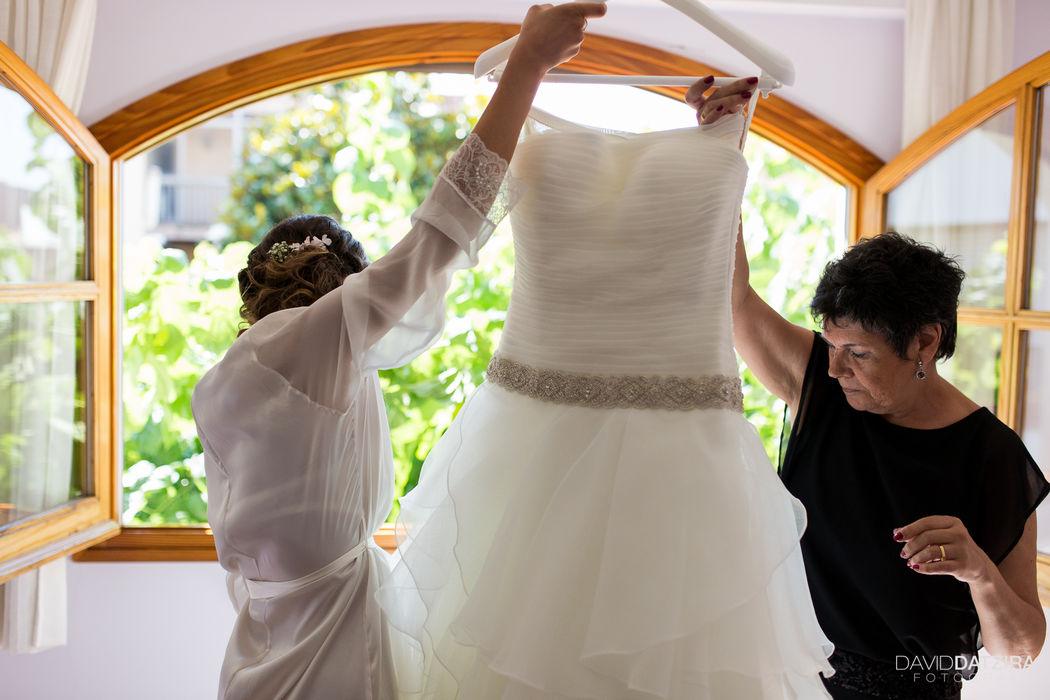 Casament Albert & Anna