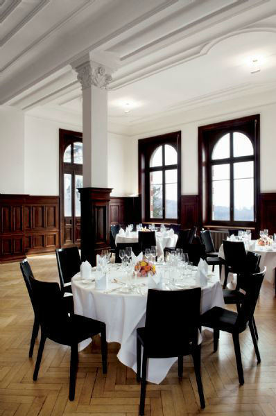 Beispiel: Eindruck von den Räumlichkeiten, Foto: Sorell Hotel Zürichberg.