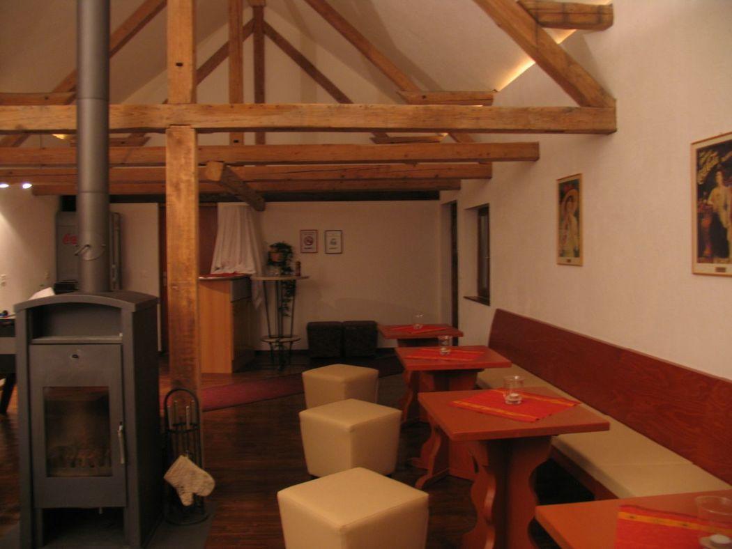 Beispiel: Lounge, Foto: Engelberg.