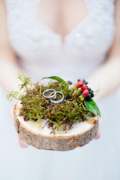 Euer Hochzeitsstil soll sich in jedem Detail widerspiegeln! Foto: Tony Gigov