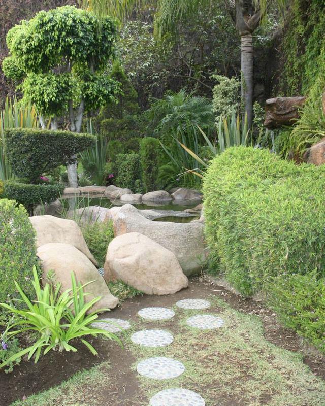 Terraza Jardín La Barranca