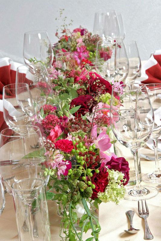 Beispiel: Kreative Ideen, Foto: Blumenstube Rath.
