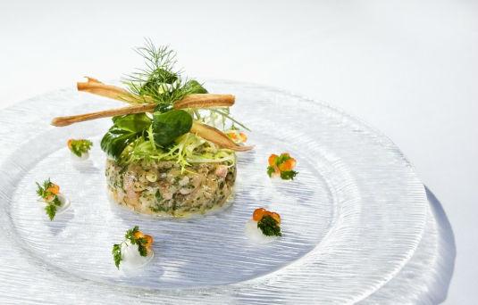 Beispiel: Impressionen: Speisen, Foto: Geberts Weinstuben.