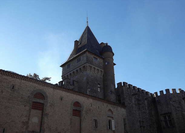 Le Château de Montespieu