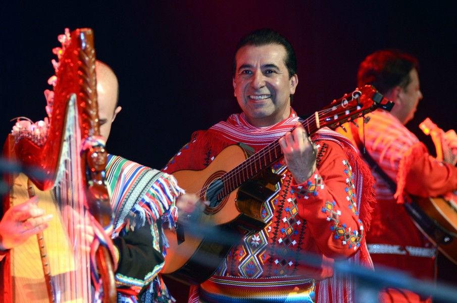 Beispiel: Los Muchachos Paraguayos, Foto: Los Muchachos Paraguayos.