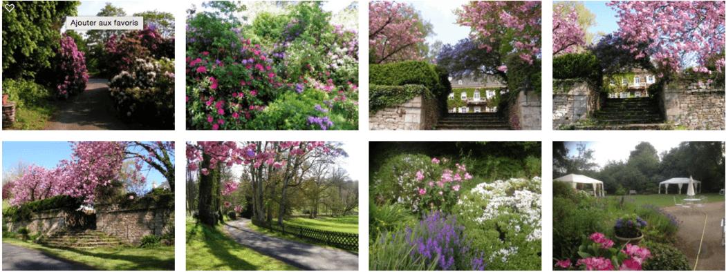 Le printemps à La Bruyère