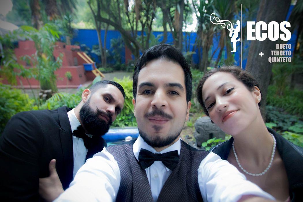 En el museo Frida Kalho en la Cd de México