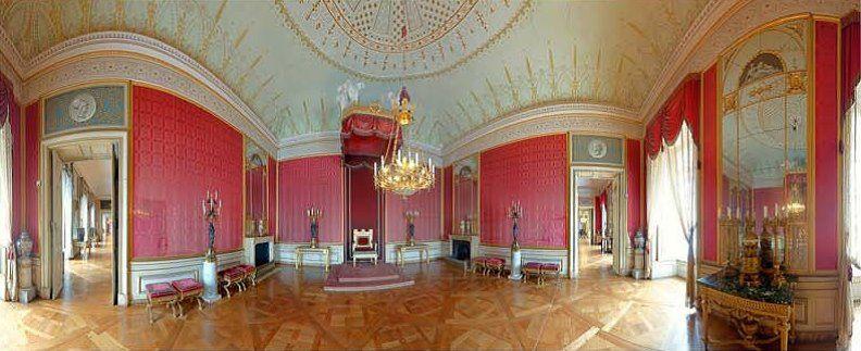 Beispiel: Audienzzimmer, Foto: Schloss Ludwigsburg.