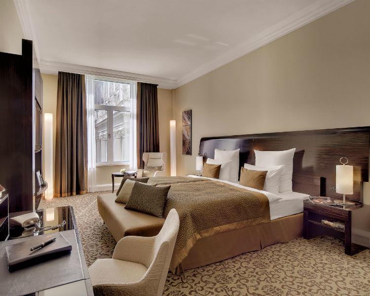 Beispiel: Suite Superior, Foto: Hotel Atlantik Kempinski.
