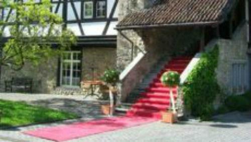 Beispiel: Treppenaufgang, Foto: See & Park Hotel Feldbach.