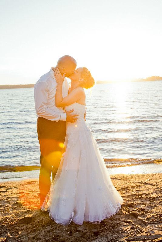 Hochzeitsreportage Seebad Caputh