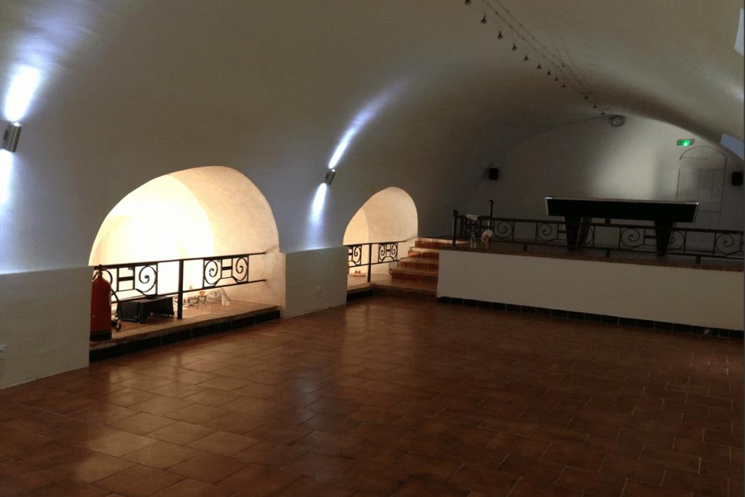 Salle Palmeraie - Domaine Le Billardier