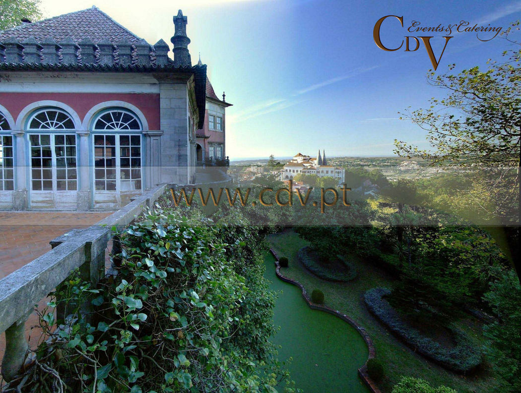 Casa dos Penedos CDV Events & Catering
