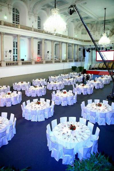 Beispiel: Professionelles Catering für Ihre Hochzeit, Foto: Cateringkultur.