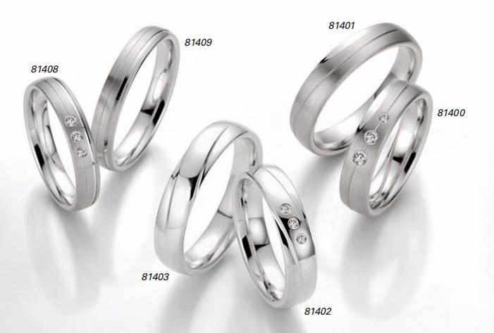 Beispiel: Formenvielfalt, Foto: Juwelier Bichler.