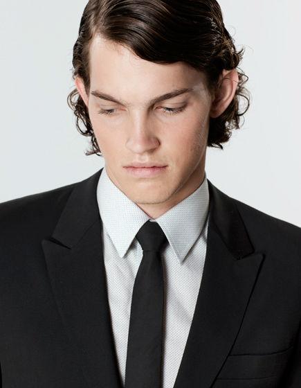 Beispiel: Mode für Hochzeitsgäste, Foto: Stefan Steiner.
