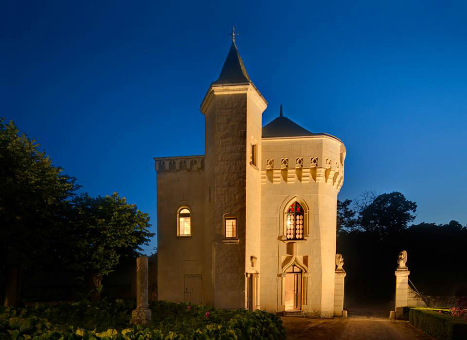 Château de Candés Saint-Martin