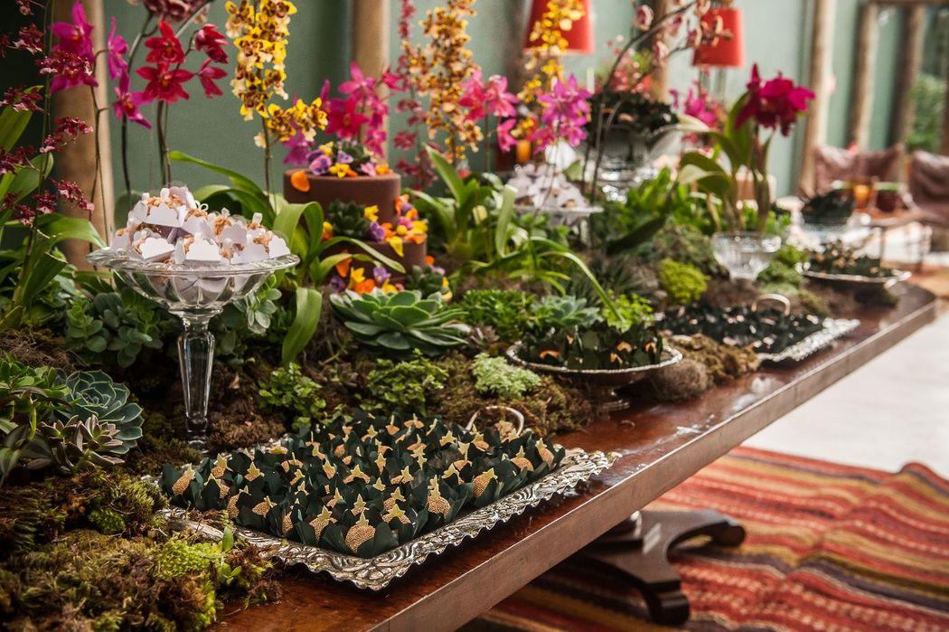 Gioia Decoração Casamento no Espaço Gardens