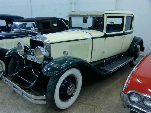 1929 Cadillac Opera