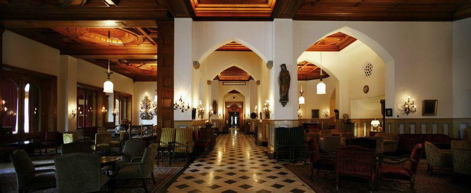 Beispiel: Le Grand Hall, Foto: Badrutt's Palace Hotel.