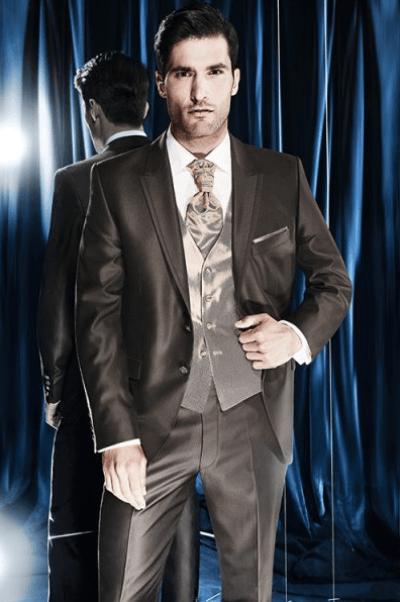 Beispiel: Mode für den Bräutigam, Foto: Schanda Männermodewelt.