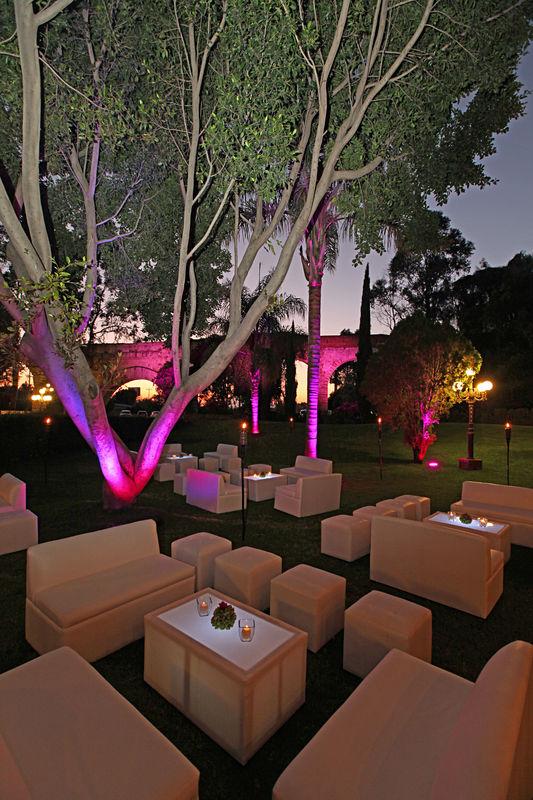 Jardín de salón Jazmín para ceremonias civil o coctel