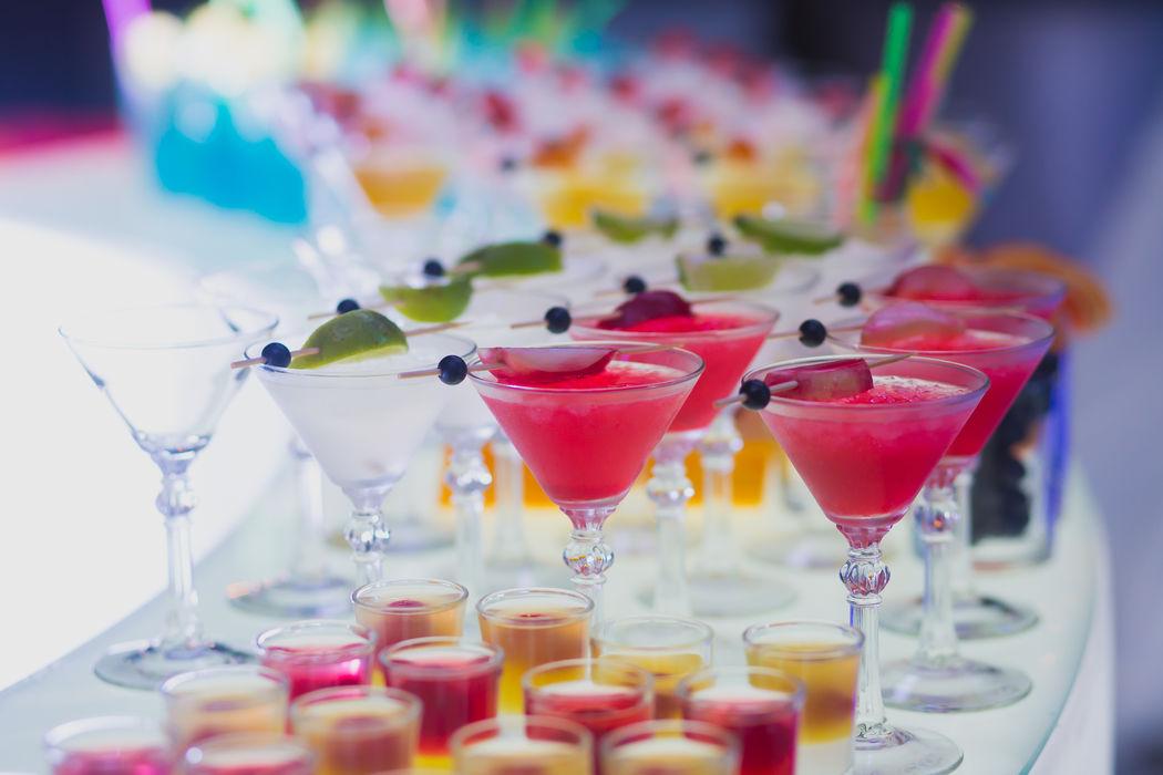 Haz tu evento inolvidable y disfruta de las bebidas más exquisitas con el programa Bodas y Eventos de la Europea.