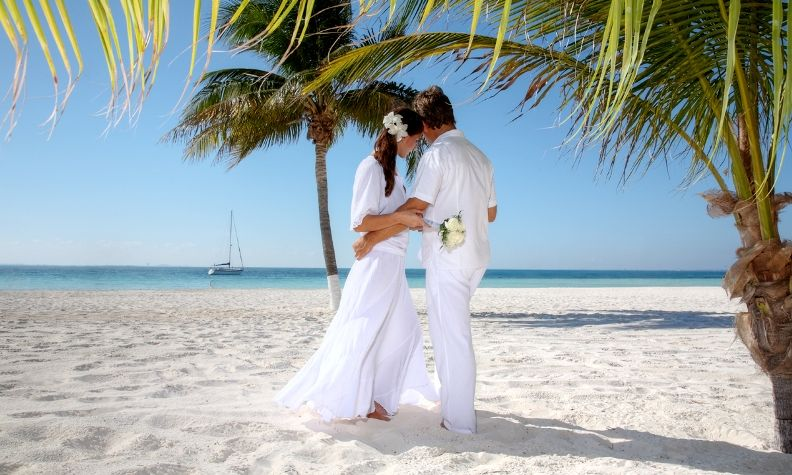 Boda destino en Cancún Hotel Presidente Intercontinental Cancún Resort