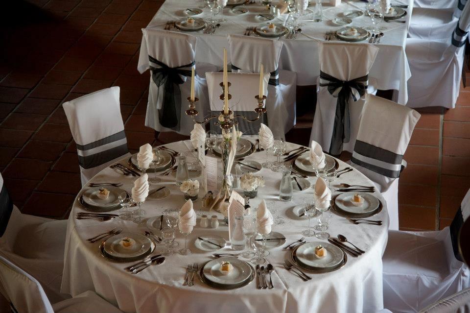 Beispiel: Tischdekoration, Foto: factsandfeeling.