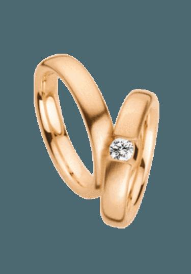 Beispiel: Ringe aus verschiedenen Materialien, Foto: Juwelier Schneider.