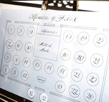 Organización integral de boda. Foto Diseño Nupcial