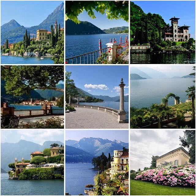 Le nostre location a Como