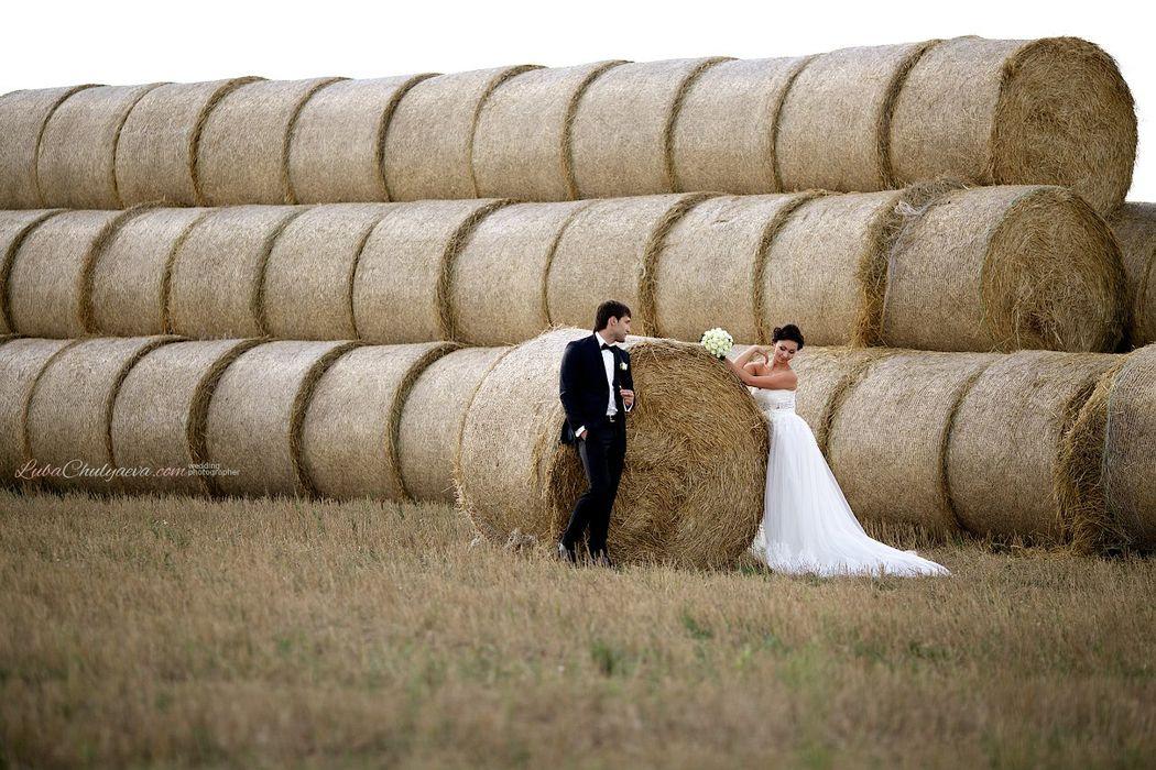 Свадебный фотограф Любовь Чуляева