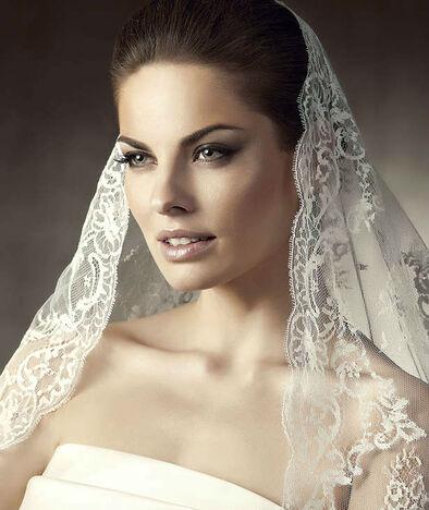 Accesorios para novias - Foto Pronovias